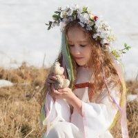 Совсем юная Весна. :: Галина Шепелева