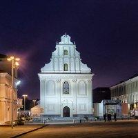 Церковь Св.Духа переделана в концертный зал. :: Сергей Хомич