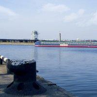 Запорожская плотина :: Анна Каспер