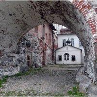 Соловецкий монастырь(3) :: Валерий Викторович РОГАНОВ-АРЫССКИЙ