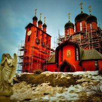 Собор Архистратига Божия Михаила и всех Небесных Сил Бесплотных :: Аркадий Алямовский