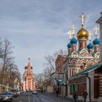 Храмы Таганки :: Павел Myth Буканов