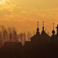Суздаль. Вечер :: Дмитрий Близнюченко