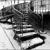 лестница :: ник. петрович земцов