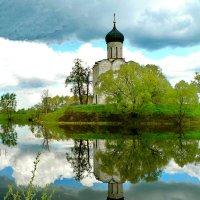 Храм Покрова на Нерли. XIIв. :: Анатолий Борисов