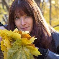 рыжая осень :: Эльмира Суворова
