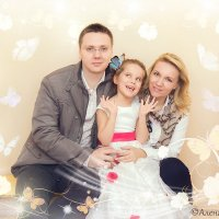 Семейная :: Алена Шпинатова