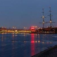 Ночной Петербург :: Ростислав Бычков