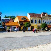 Повседневность городка :: Виктор Перевозников