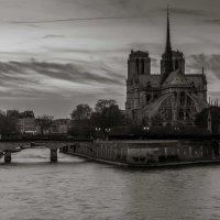 Мой Париж : Собор :: Ваган Мартиросян