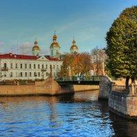 Осень в Питере :: ирина )))