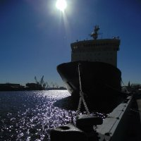 Ледокол на Неве :: ii_ik Иванов