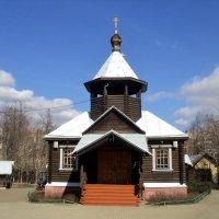 Церковь в честь Святителя Иннокентия :: Ольга Кривых