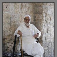 Иерусалимский портрет :: Leonid Korenfeld
