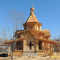 Церковь Чуда Михаила Архангела :: Александр Качалин