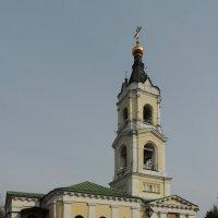 Церковь Николая Чудотворца в Косино :: Александр Качалин