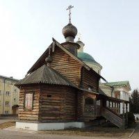 Церковь Тихона, патриарха Всероссийского, в Косино :: Александр Качалин