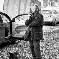 Вот и встретились два одиночества... :: Александр Никитинский