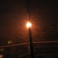 Город и Ночь :: Владимир  Зотов