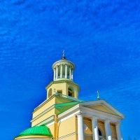 Церковь Святой Екатерины (Мурино) :: Аркадий Алямовский