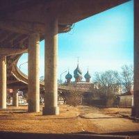 Церковь Воскресения на Дебре :: Мария Макарова
