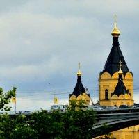 город в золотом цвете :: Михаил *******