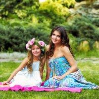 дочки-матери :: alexia Zhylina