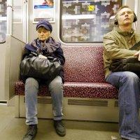 В метро :: Валерий Струк