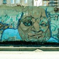 Уличная живопись :: Марина
