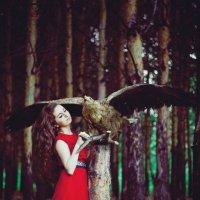На языке птиц :: Алина Глухих