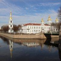 Каналы Семимостья :: Светлана Дмитриева