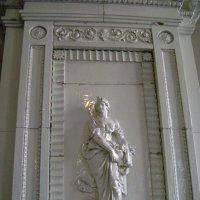 Изразцовая печь 19 века :: Марина Домосилецкая