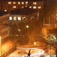 Одинокий автомобиль. :: Viktor Сергеев