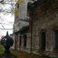 Чердынский район, старая церковь :: Алексей Чирков