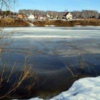 Пока подо льдом... :: Татьяна Лютаева