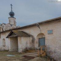 Кирилло - Белозерский монастырь :: Борис Устюжанин