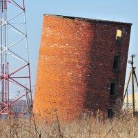Падающая башня,но в России ! :: Андрей Куприянов