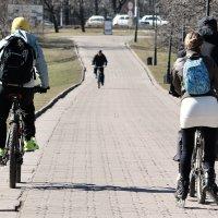 Подумаешь – велосипед! Я не завидую, нет! :: Ирина Данилова