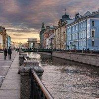 Набережная канала Грибоедова :: Анатолий Мигов