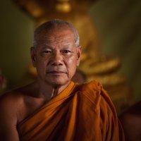 Монах храма Big Buddha :: Юрий Кащенко