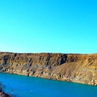 голубое озеро :: Marina Timoveewa