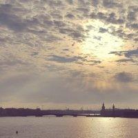 Солнце над Невой :: Анна Логвинова