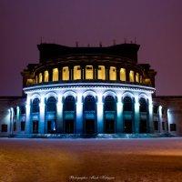 Армянский академический театр оперы иета имени А. А. Спендиарова :: Мисак Каладжян