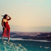 на вершине мира :: Ирина Зотченко