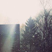 sun snow :: Arina Kekshoeva