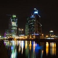 Москва-Сити :: Кирилл Малов