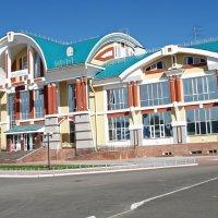 Ж\\Д вокзал в г.Бийск :: Владимир Михайлович Дадочкин