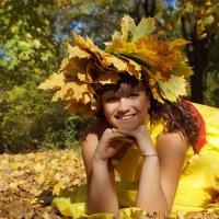 Осень :: Ирина Филипенко