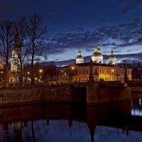 Петербургские ночи :: ник. петрович земцов