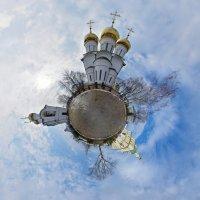 Никольский монастырь (планета) :: Елена Протасова